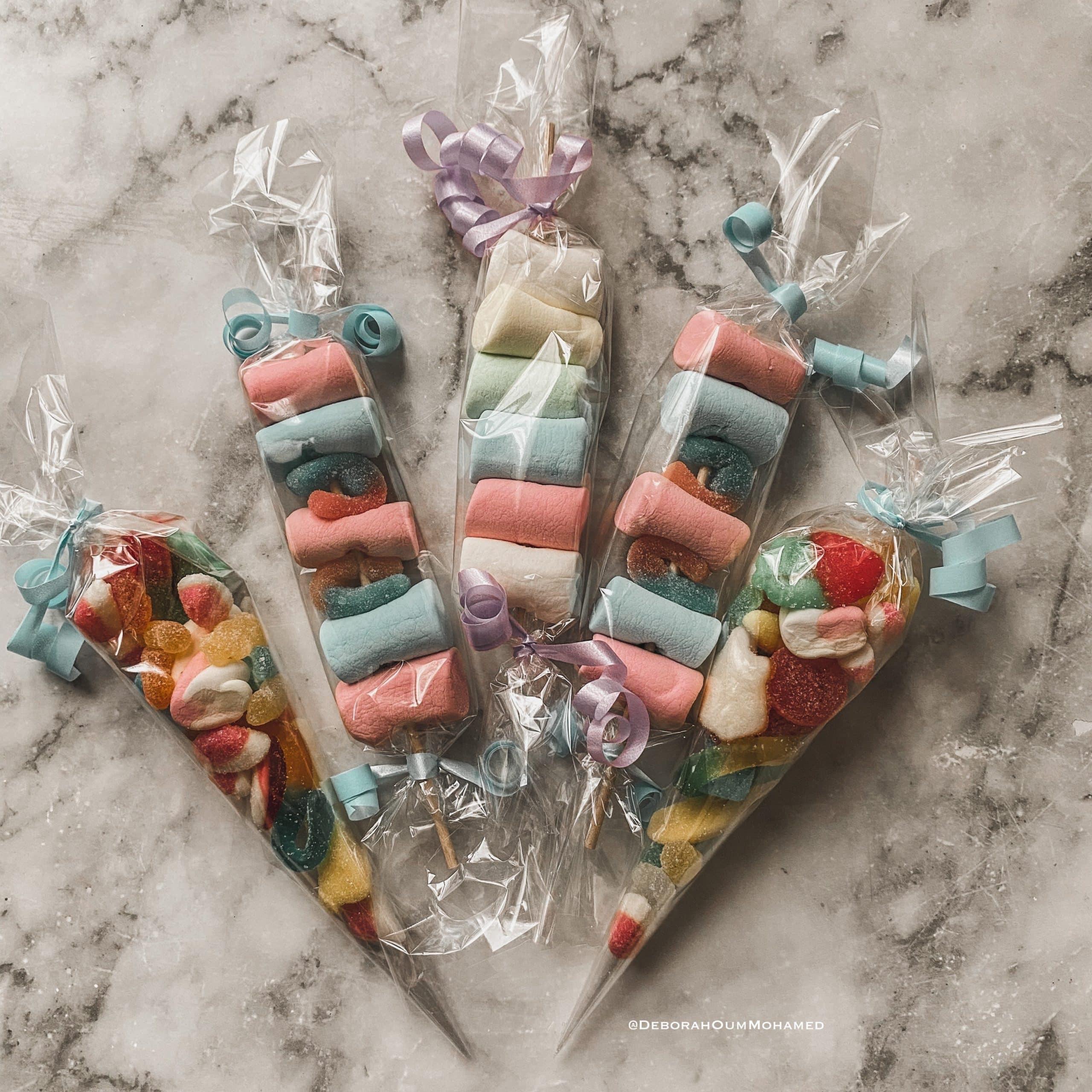 Tutoriel – Brochettes de Bonbons pour l'Eid